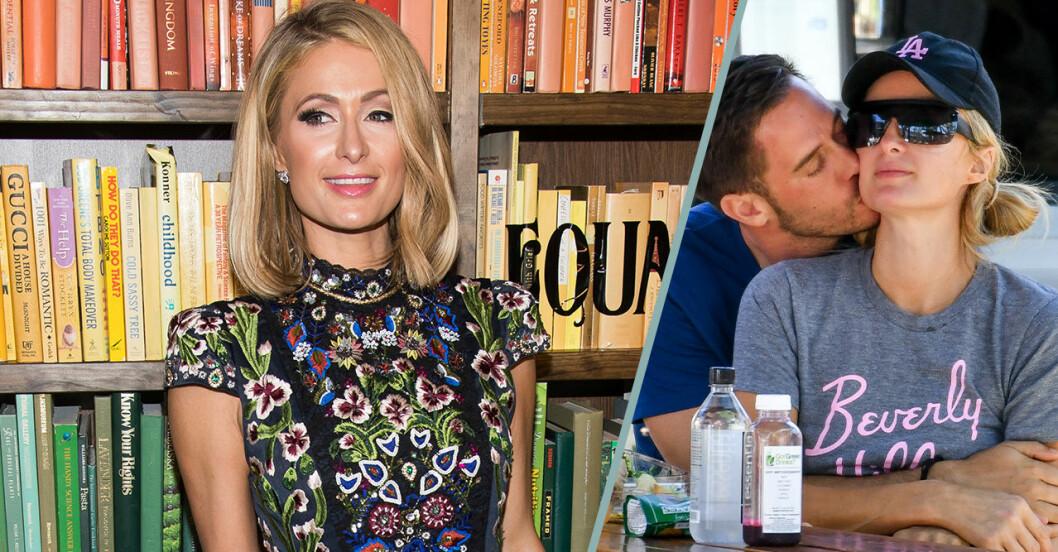 """Paris Hiltons barnkamp – vill bli mamma till tvillingar: """"Jag kan välja"""""""