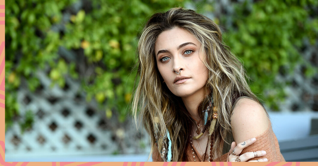 Michael Jacksons dotter Paris Jackson.