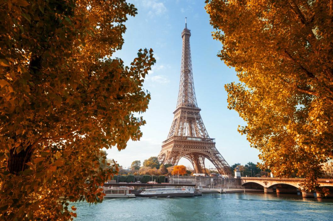 Paris weekend höst 2018