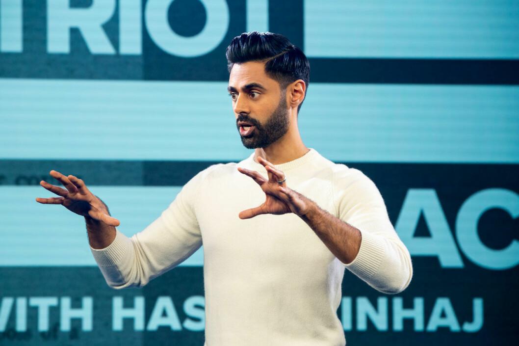 Nytt på Netflix i mars 2019: Patriot Act with Hasan Minhaj