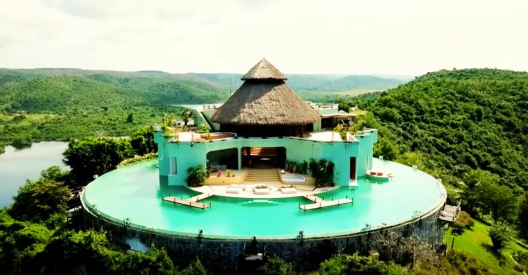 Hotellet i Mexico i paradise hotel 2020
