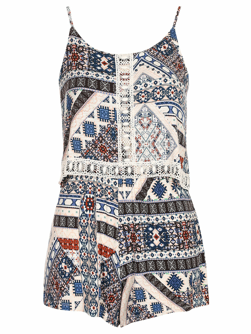 playsuit bohemisk