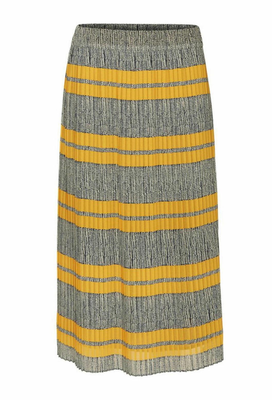 Plisserad kjol 2018