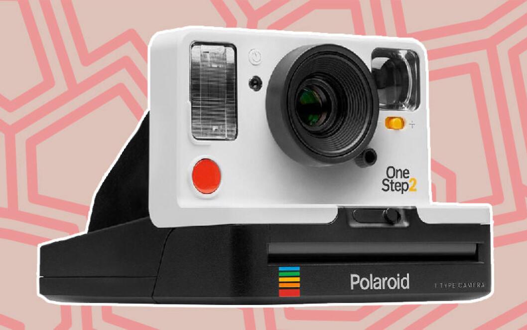 Julklapp till tech-intresserade: Polaroidkamera