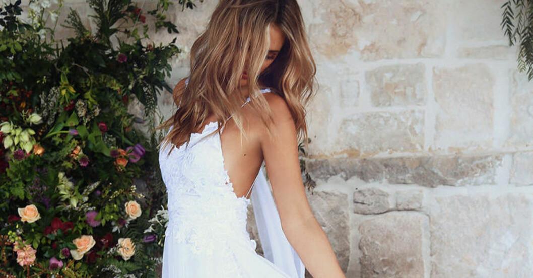 populär brudklänning 2016
