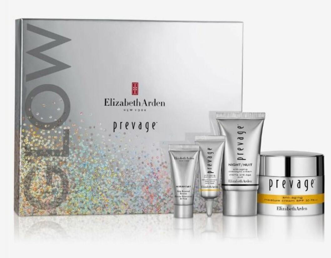 Presentbox med skönhetsprodukter från Elizabeth Arden