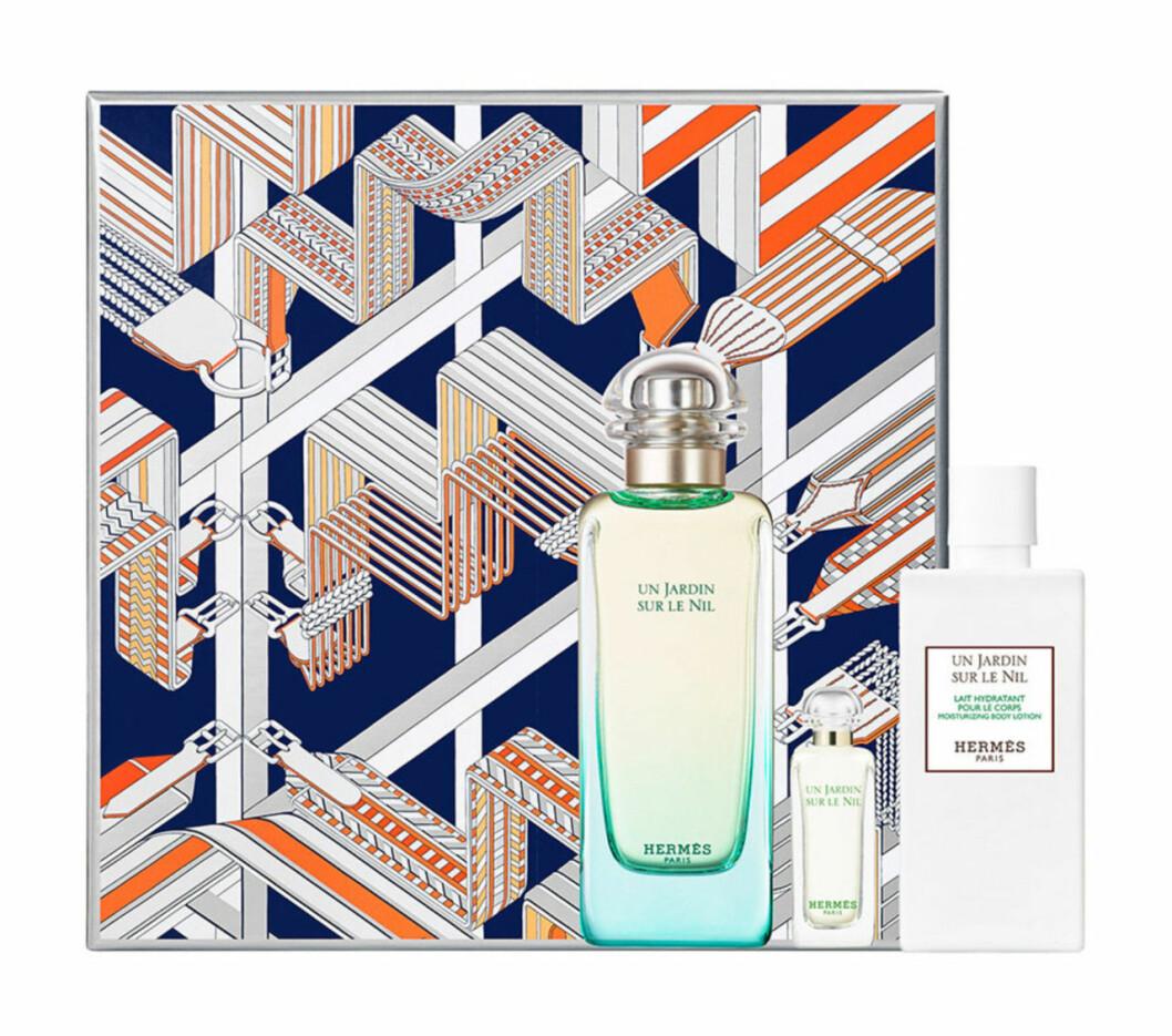 Presentbox från Hermès