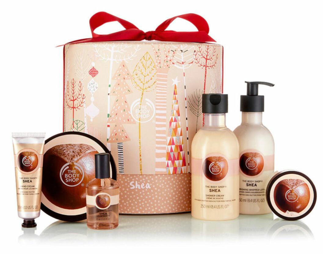 Presentbox med skönhet