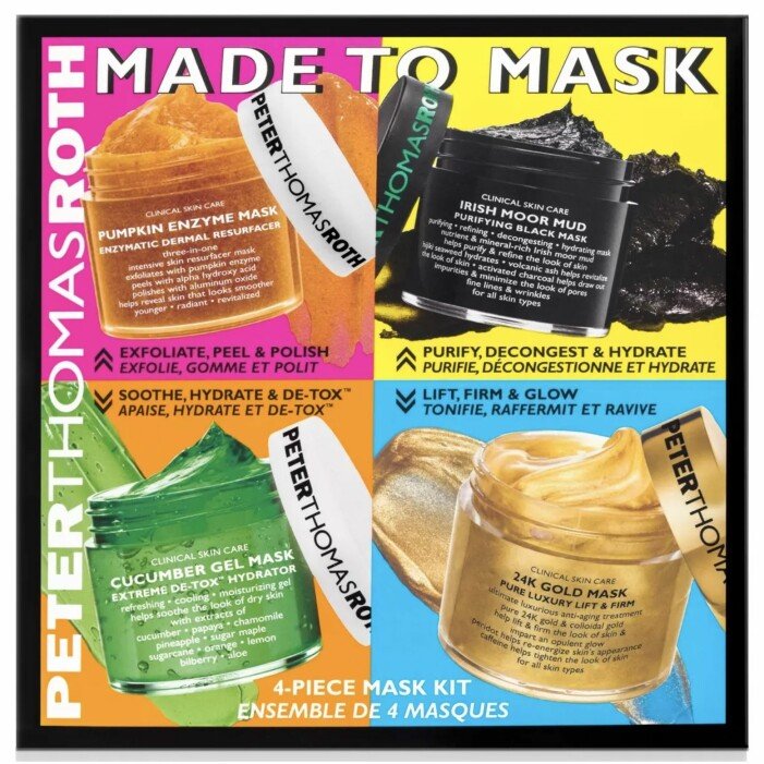 Ansiktsmasker Peter Thomas Roth