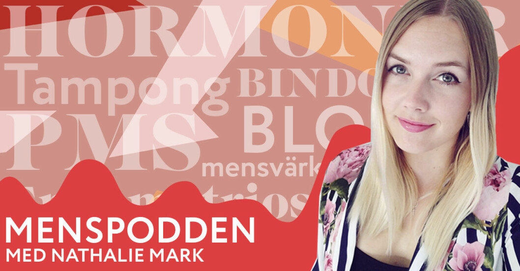 Menspodden på Baaam med Nathalie Mark