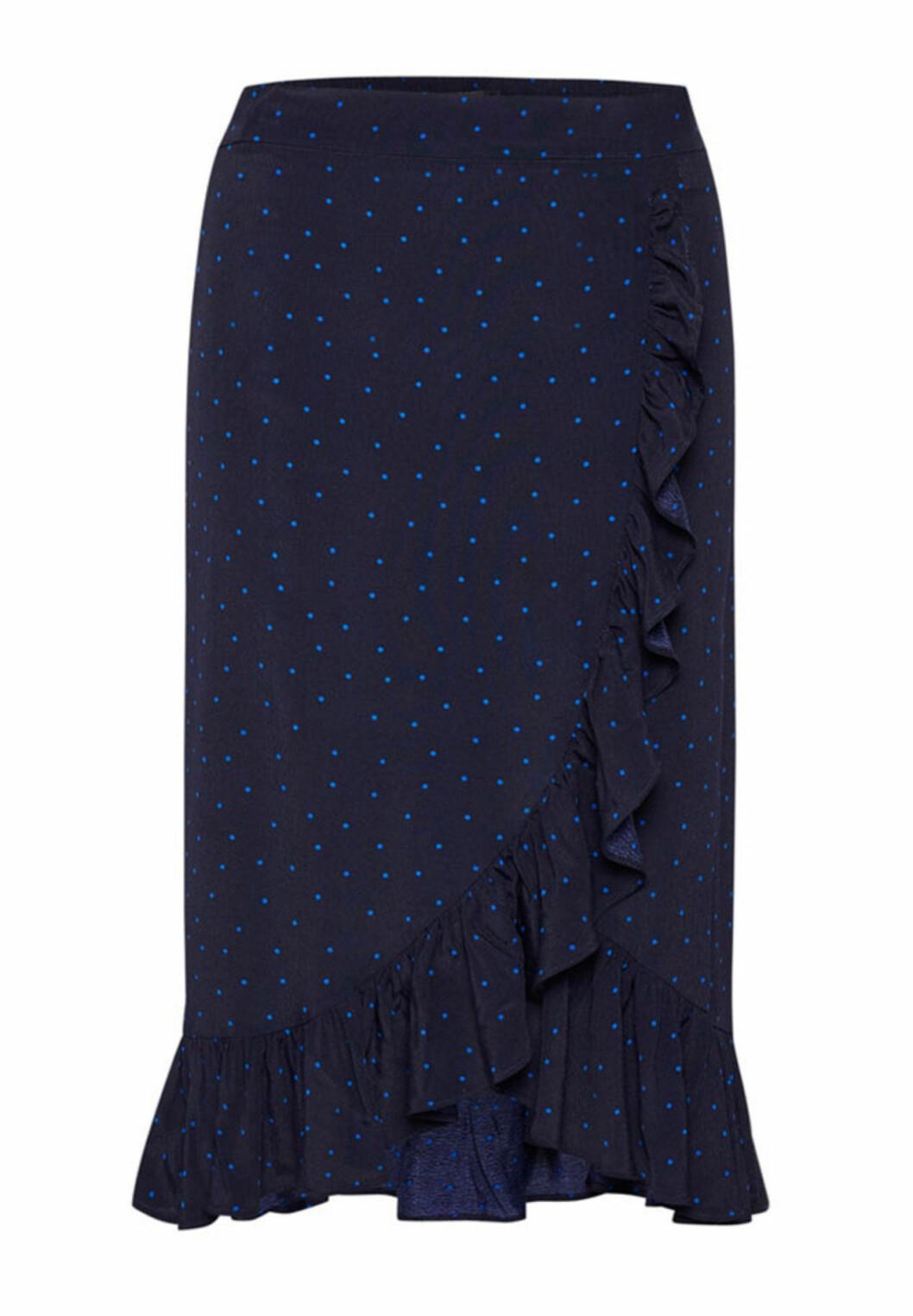 Prickig kjol till hösten 2018