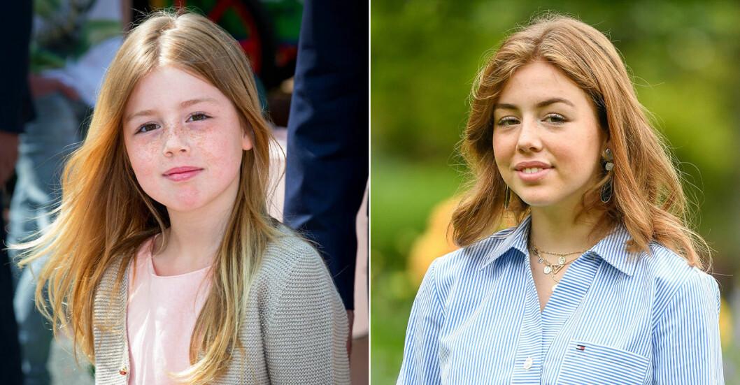 Prinsessan Alexia av Nederländerna