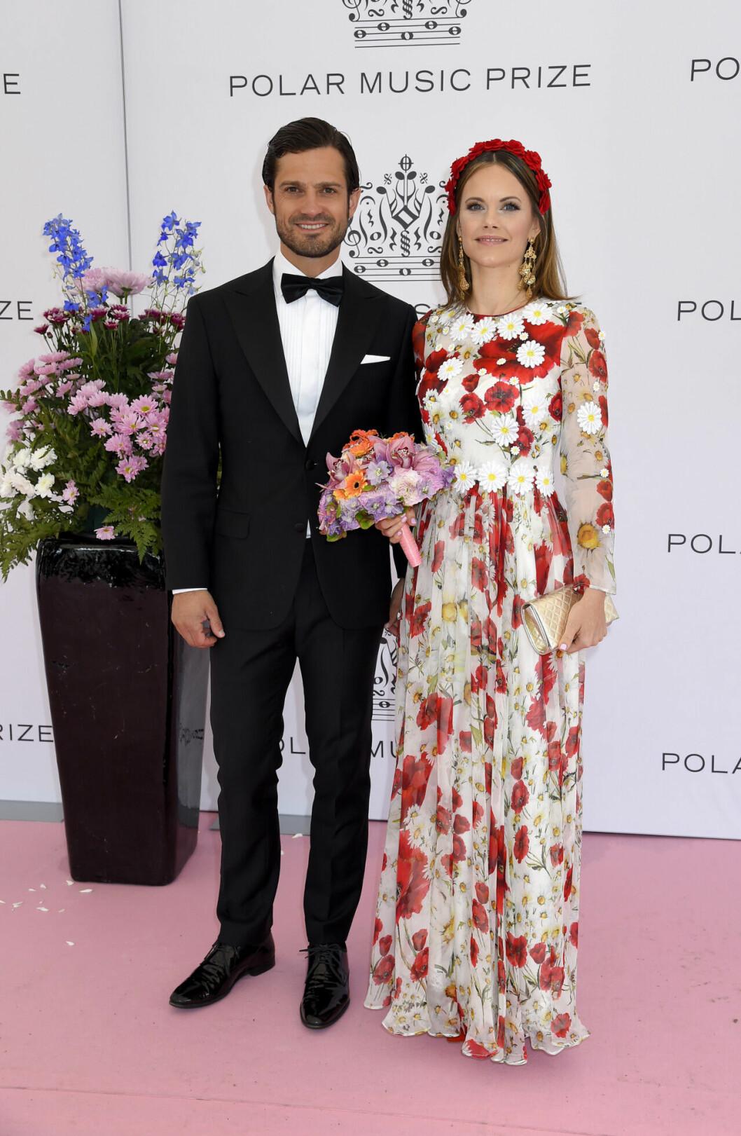 Prinsessan Sofia på Polarpriset 2019