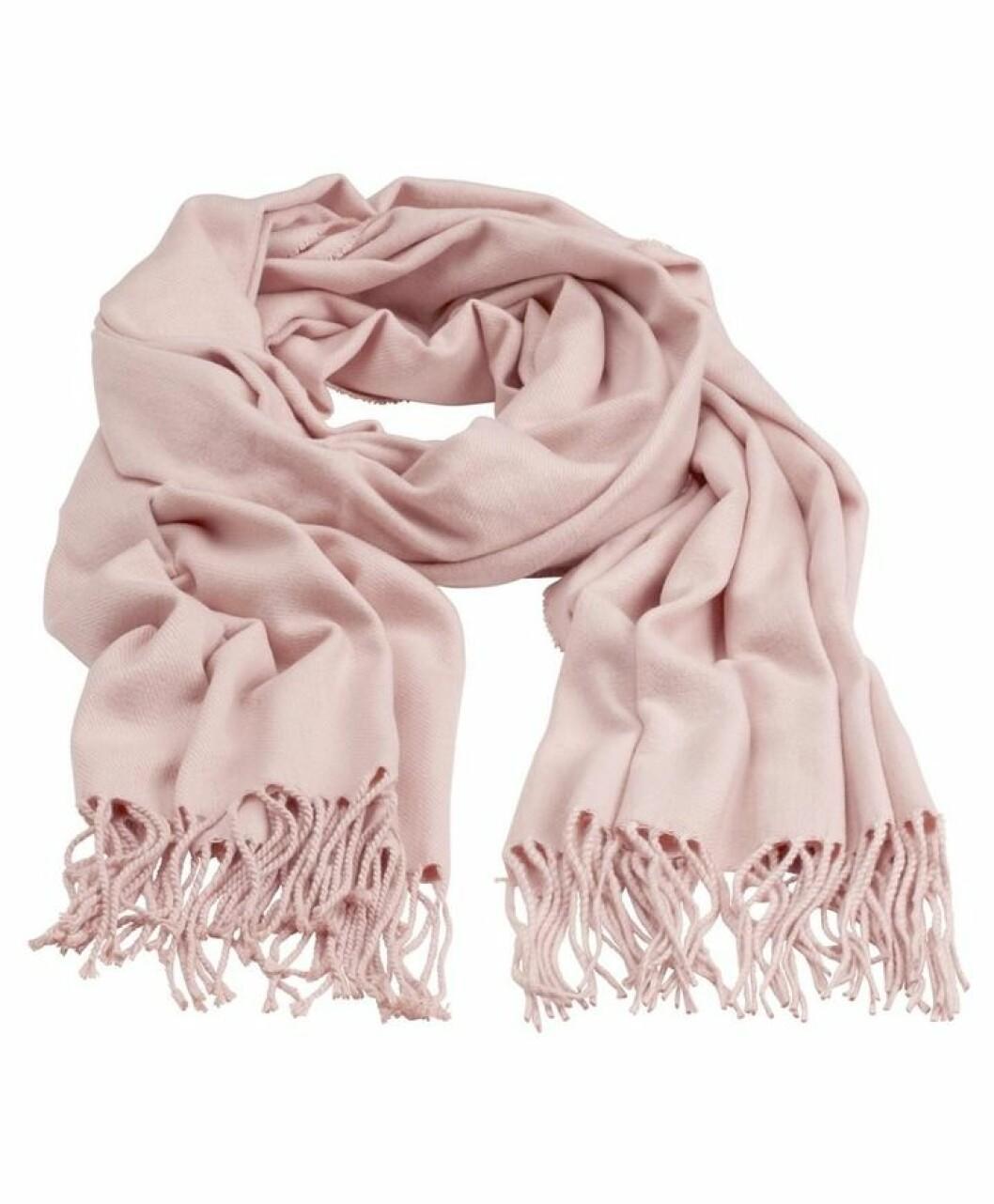 puderrosa scarf gina tricot