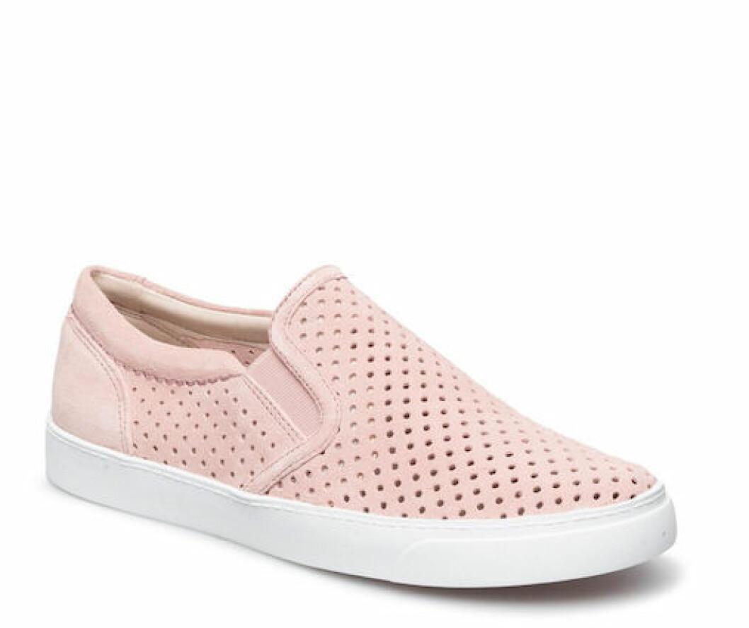 puderrosa skor