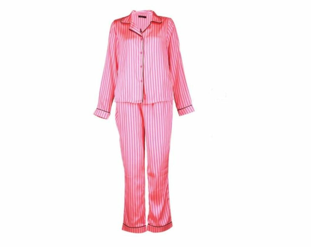 Randig pyjamas med Bride Squad