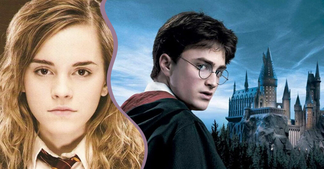 Gör vårt Harry Potter quiz