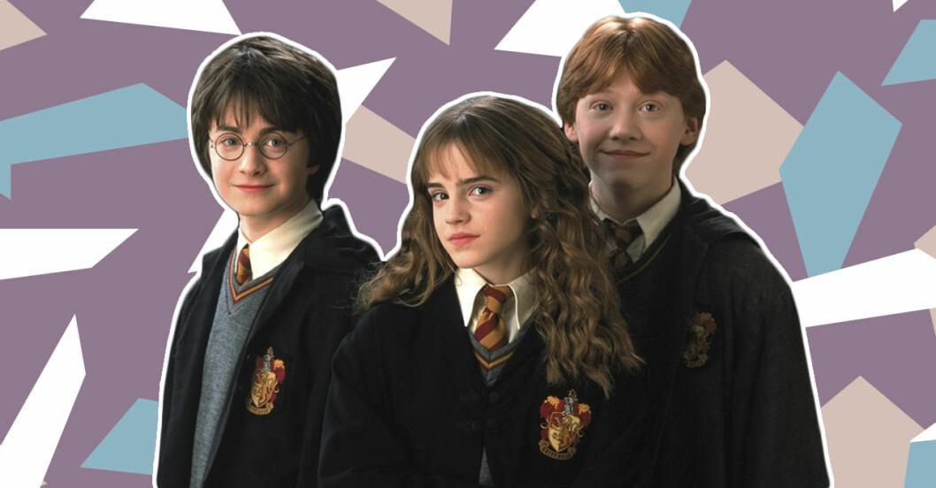 Vem i Harry Potter är du? Quiz