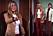 Rachel Greens snyggaste outfits i Vänner– beige kavaj