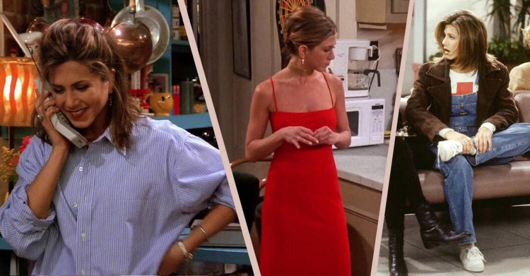 Rachel Greens snyggaste outfits i Vänner