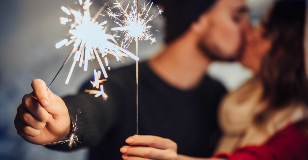 Nyårslöfte för relationen