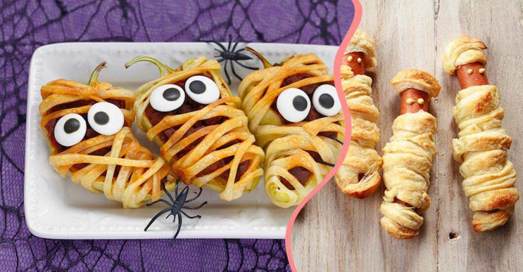 Tips och recept inför Halloween