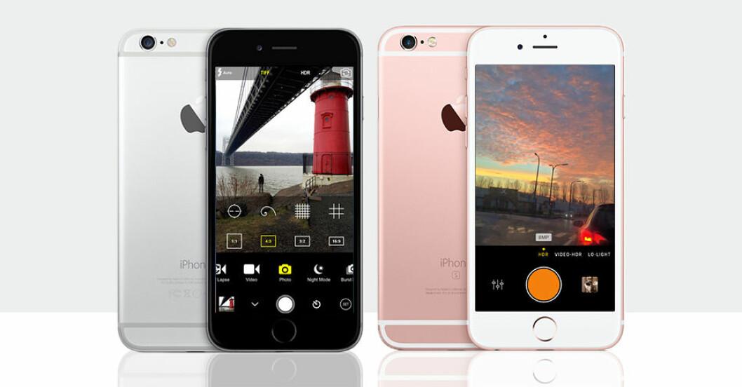 redigera dina mobilbilder