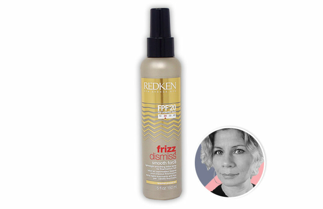 Redken Frizz Dismiss Smooth Force Lightweight Smooting Lotion Spray