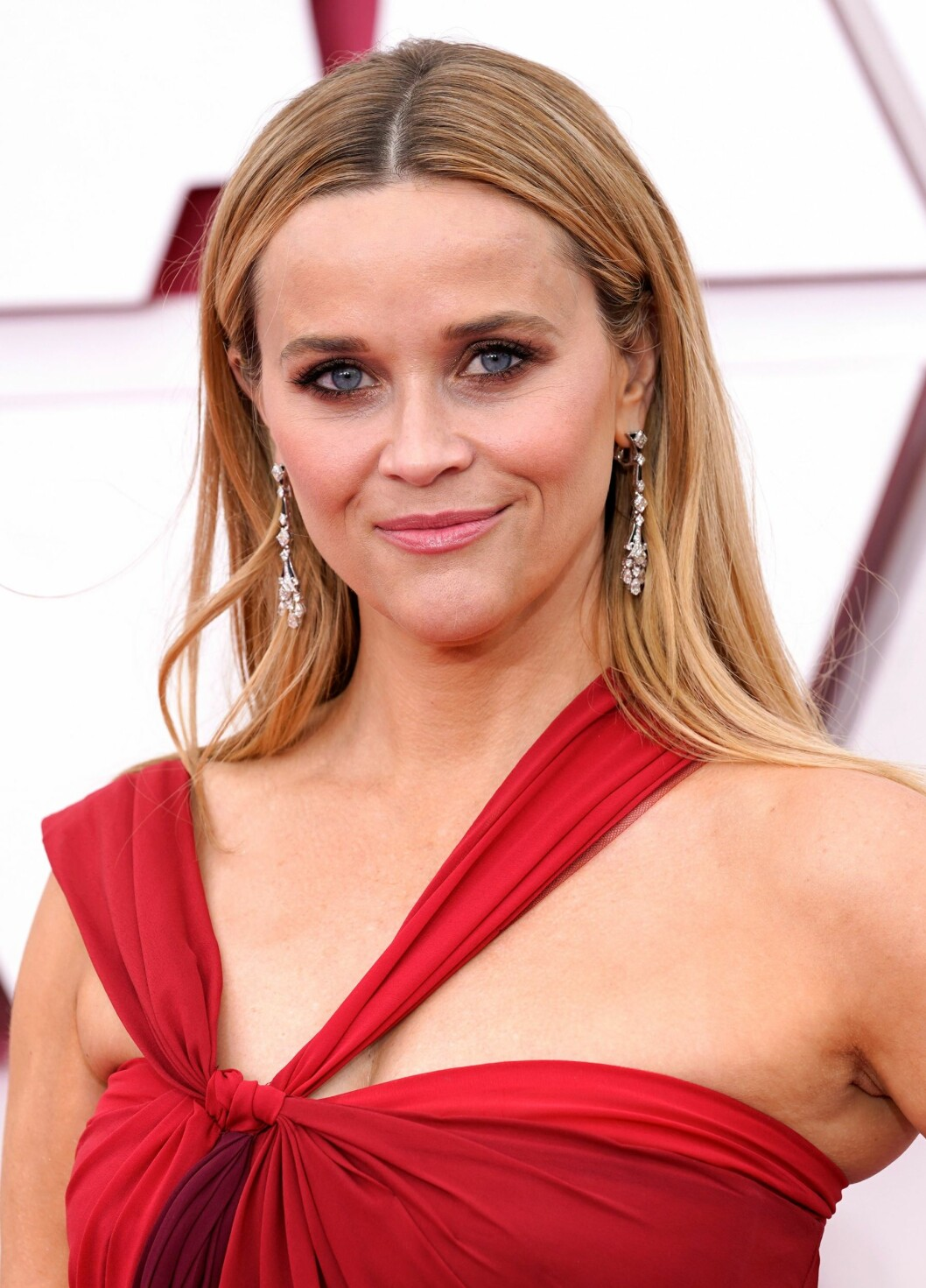 Reese Witherspoon hade lätt målade ögon