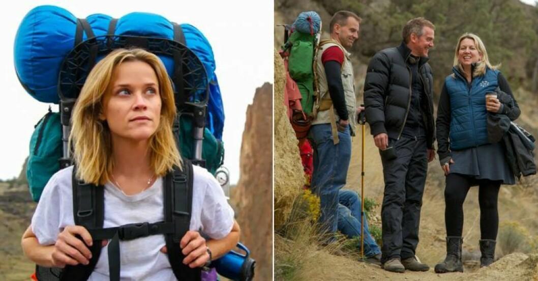 Reese Witherspoon I vildmarken