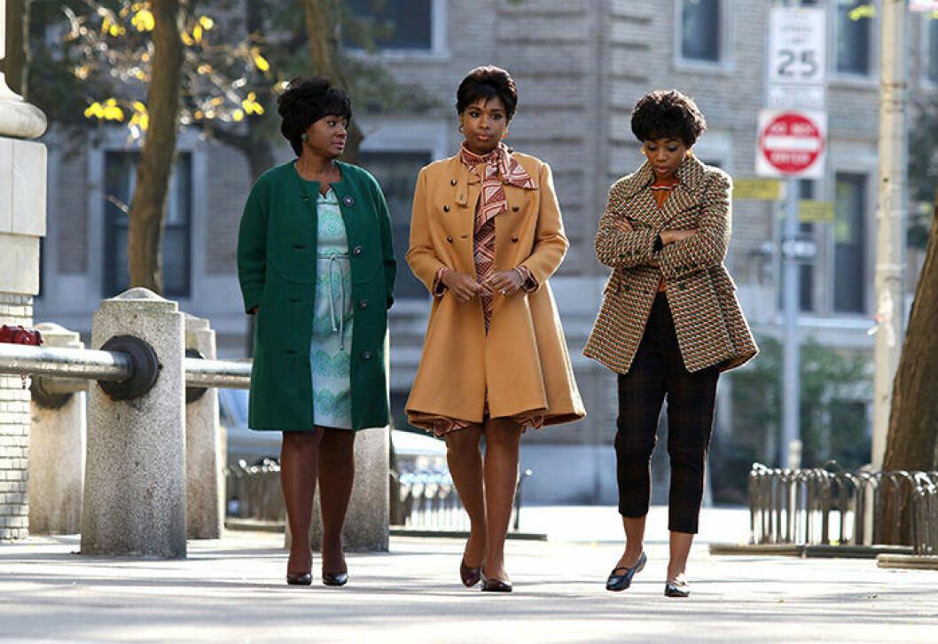 En bild från filmen Respect om Aretha Franklin.
