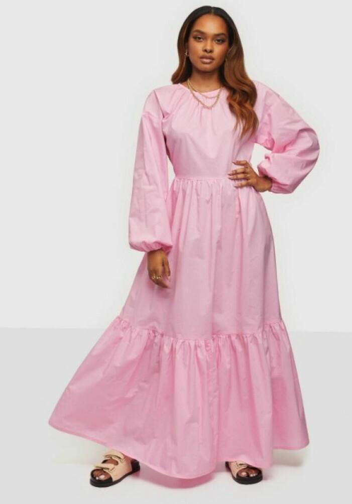 klänning från résumé