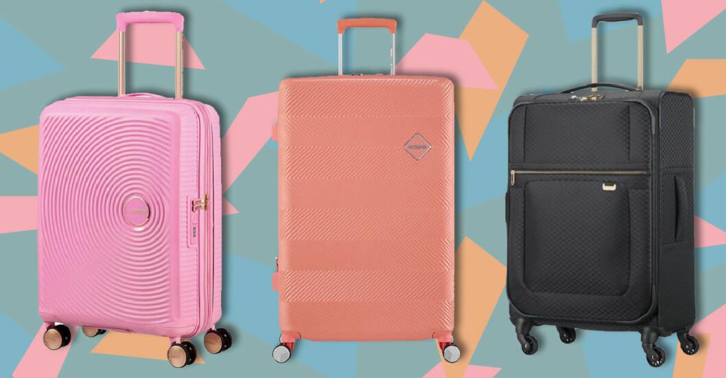 Resväska till sommaren