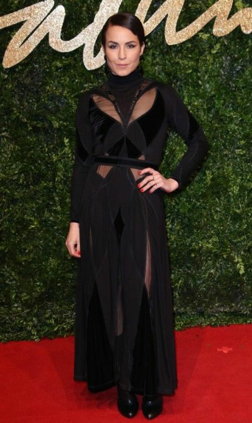 british fashion awards 2015 röda mattan