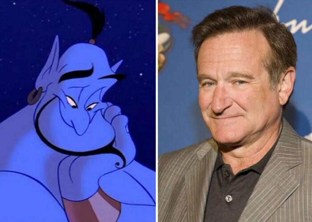 Robin Williams och Anden