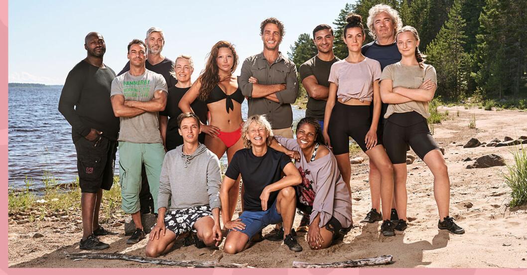 Den 21 mars är det säsongsstart för säsong 9 av Robinson på TV4.