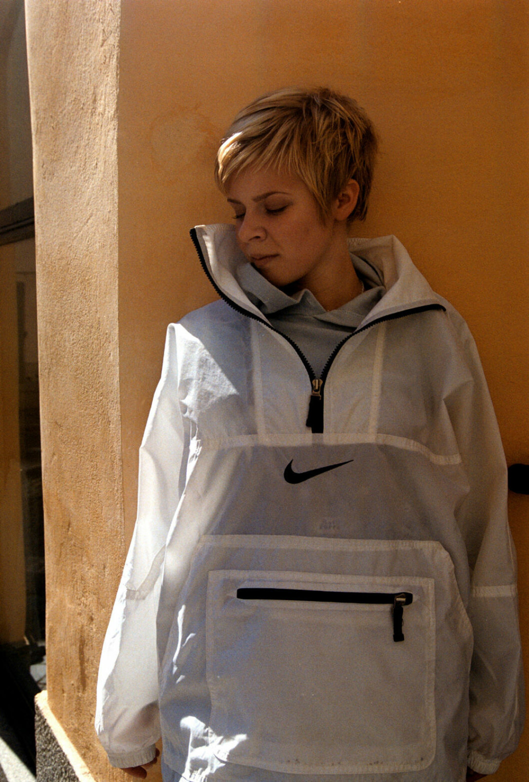Robyn i Niketröja 1999.