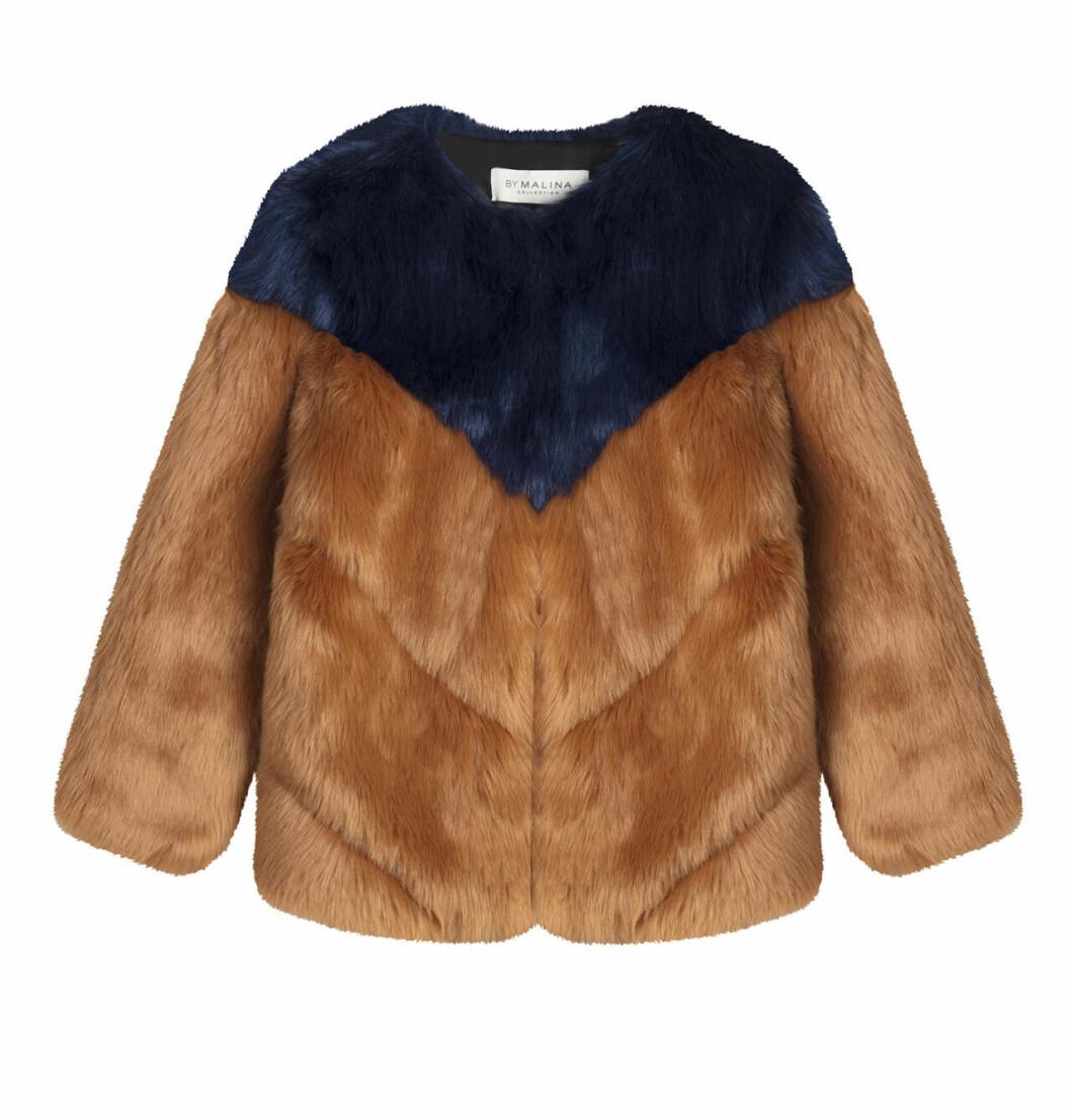 Rocca faux fur från By Malina