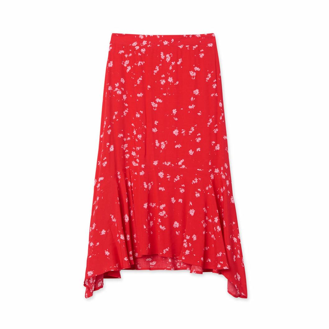 röd kjol från Carin Wester