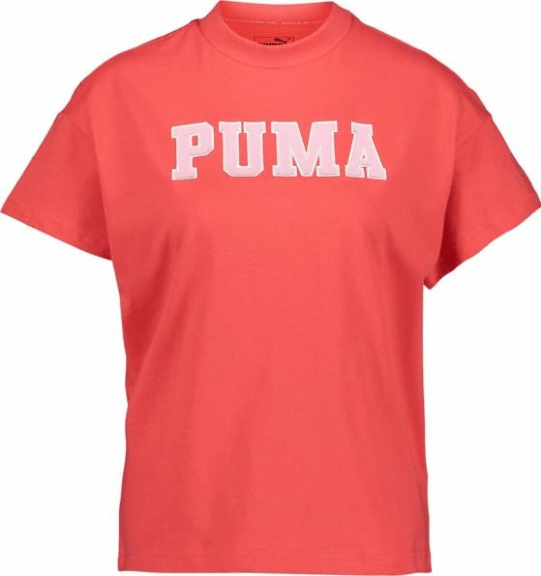 Röd t-shirt från puma