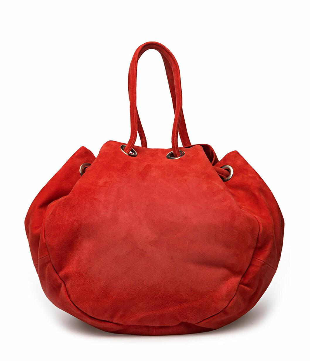 Röd väska 2018