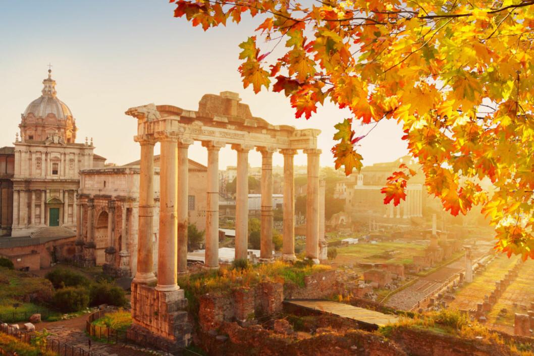 Rom weekend höst 2018