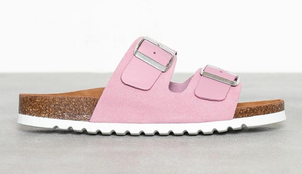 Rosa Birkenstock-sandaler för dam till 2019