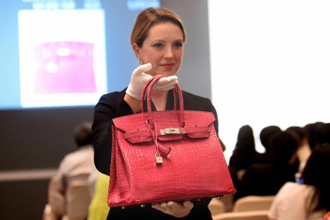 världens dyraste väska
