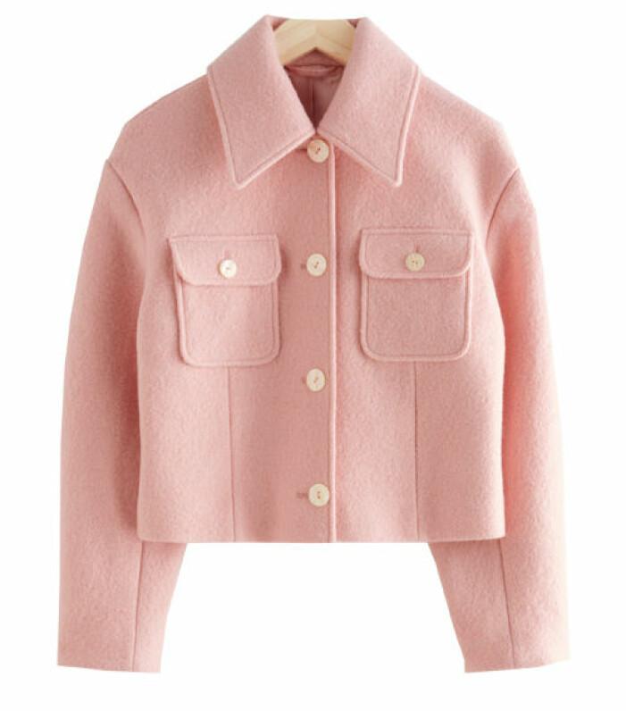 rosa jacka ull