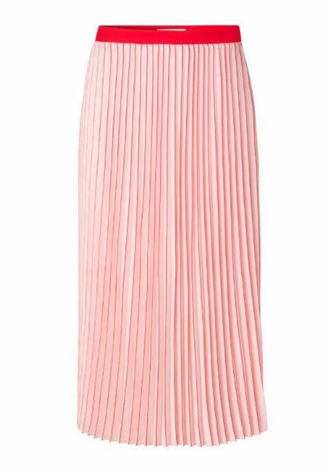 kjol till hösten 2018