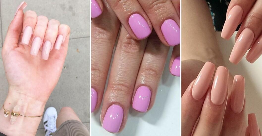 rosa naglar