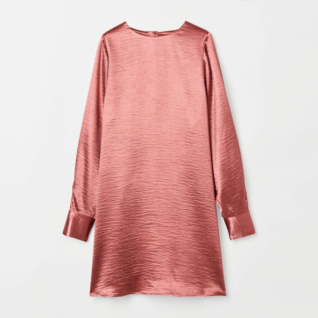 Rosa klänning för dam till 2019