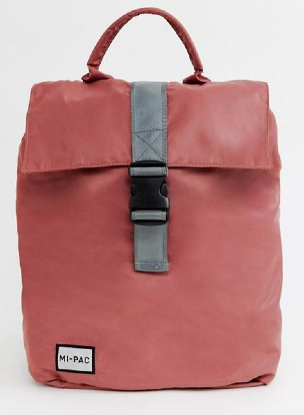 Rosa ryggsäck med reflex