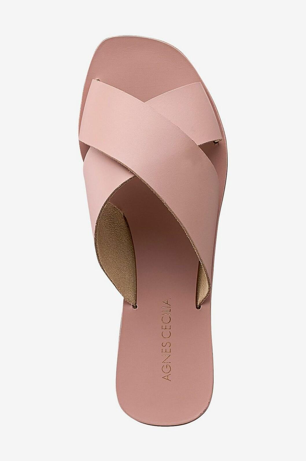 Rosa sandaler för dam till 2019